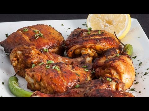 Spicy BBQ Chicken Marinade - Barbecue Chicken Recipe - BBQ Chicken - The Spicy Gourmet®
