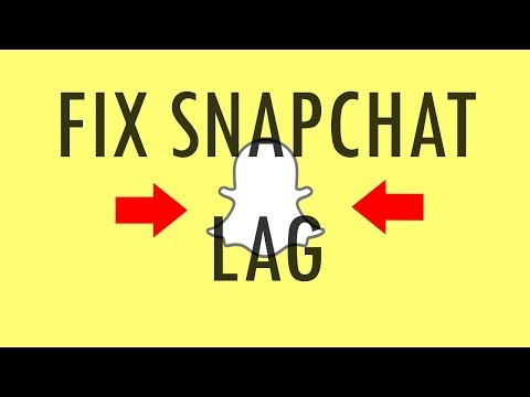 HOW TO FIX SNAPCHAT FROM FREEZING/LAG!!!! (TUTORIAL/ANDROID)