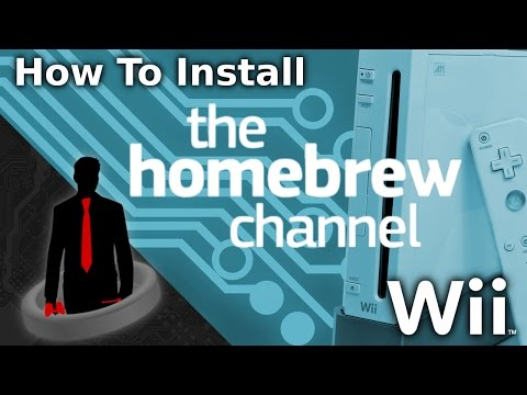 Install The Homebrew Channel Quickly And Easily! (Mod The Wii)