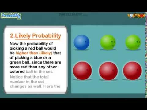 Probability - Equal, Likely, Unlikely, Certain, Impossible - Grade 3 Math Lesson