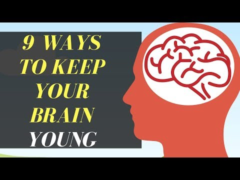 9 ways to keep your brain young | how to keep brain healthy and sharp?