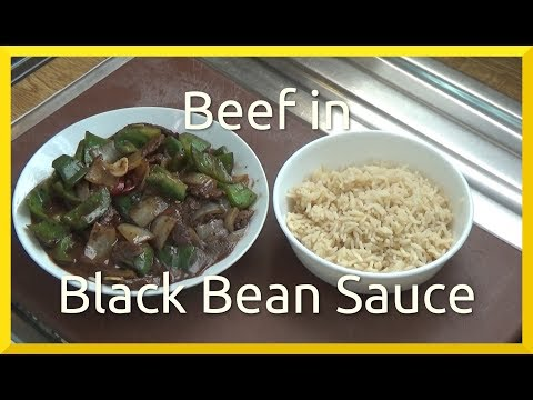 How to Cook Beef in Black Bean Sauce