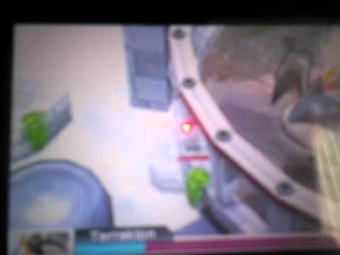 Super Pokemon Rumble:  New Terrakion