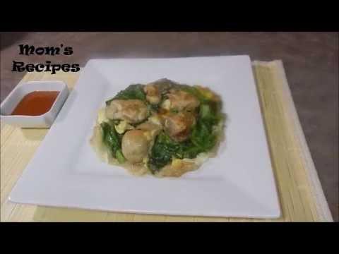 Oyster Omelet Recipe