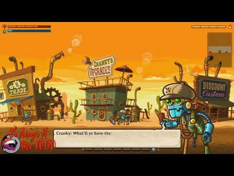More Steamworld Dig | Day 20 of the 25 Days of the KODO