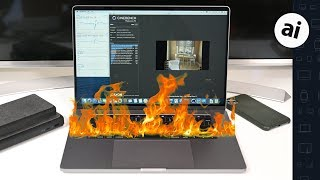 Thermal Throttling-Tested! 16-Inch MacBook Pro 8-Core 2.4Ghz i9!
