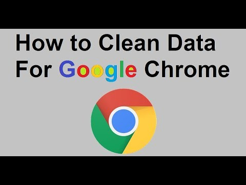 How to Delete History, Cache, Passwords & Cookies in Google Chrome || 2017