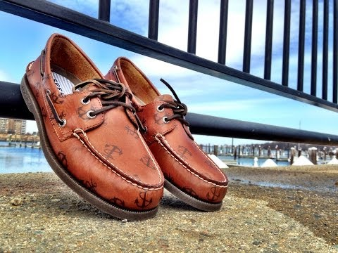 Sperry Top-Sider Boat Shoe Review & On Feet