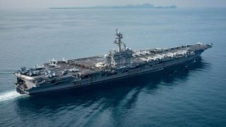 North Korea threatens to sink US aircraft carrier