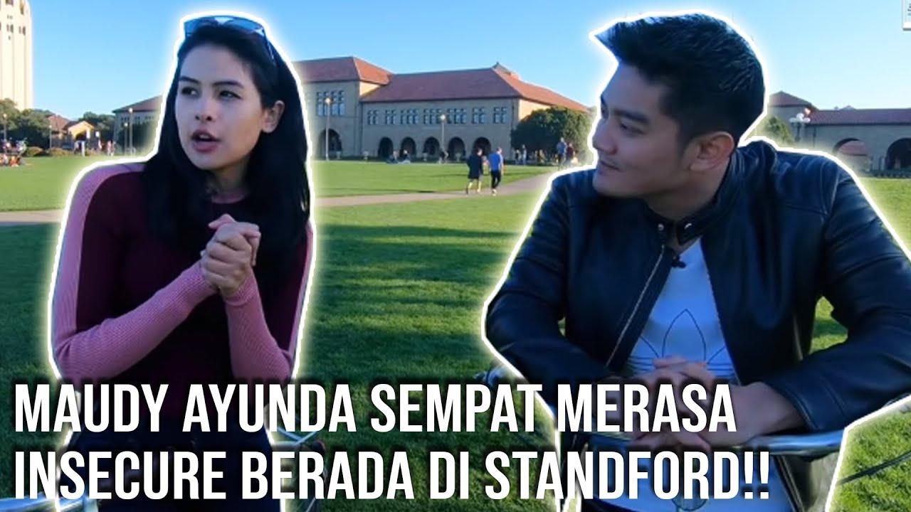 Download MAUDY AYUNDA SEMPAT MERASA INSECURE BERADA DI STANDFORD!! MP3 Gratis