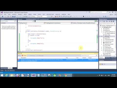 Check internet connection without ping command using WPF