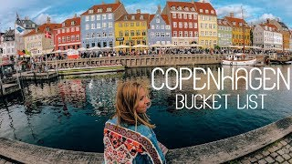 Download The Copenhagen, Denmark bucket list: 24 things to visit and experience Video