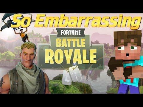Fortnite Battle Royale: So embarrassed    Fortnite Battle Royale PvP lets Play Ep2