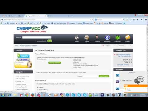 Free Virtual Visa Credit Card