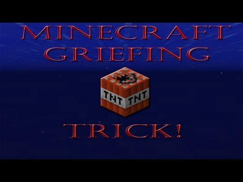 Minecraft: How to Blow Up TNT Underwater!