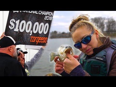 Kayak Bass Fishing Championship - ANGLER WINS $100,000! | Field Trips VLOG
