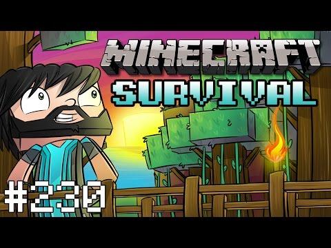 Minecraft : Survival - End City + End Boat! - #230