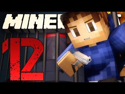 A PRISON MAGICIAN!? (Minecraft Prison: JAIL BREAK! EPISODE 12)
