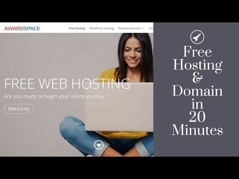 How to Get Free Domain and Hosting in 20 Minutes New