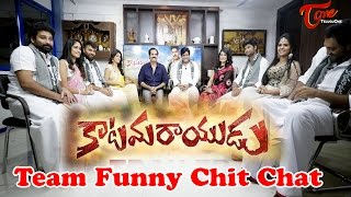 Katamarayudu Team Hilarious Interview  Pawan Kalyan, Shruti Haasan, Ali