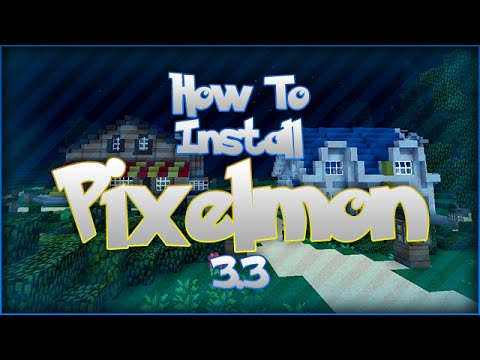 HOW TO INSTALL Minecraft Pixelmon 3.3 & 3.4 Mod [1.7.10] [Forge] TUTORIAL: Step by Step Download