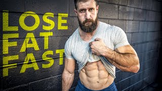 How To Lose Fat FAST! (NOT HOW YOU THINK!)