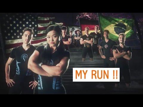 Netflix Ultimate Beastmaster Episode 7! Mimi Bonny Run & Experience