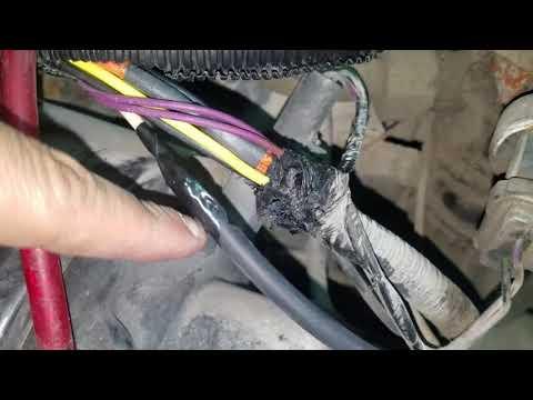 Obs f150 blend door vacuum line repair - ( Win a shirt )