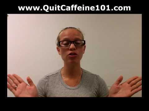 Wean Yourself OFF Caffeine - Here's How