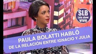 """SLB. Paula Bolatti: """"Ellos tenían una relación tóxica"""""""