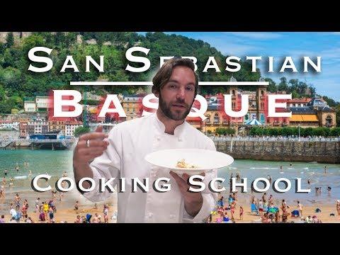 How to Cook Like A Michelin Star Chef | San Sebastián Spain