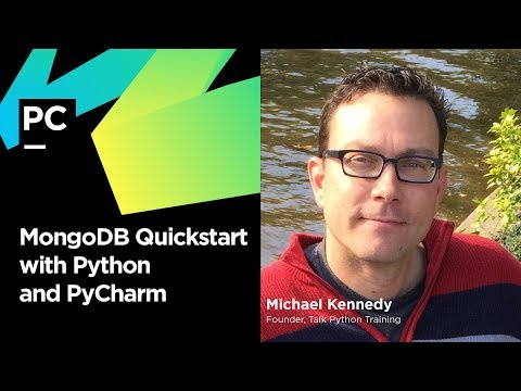 MongoDB Quickstart with Python and PyCharm