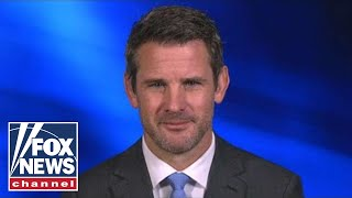 Rep. Kinzinger calls Iran a 'weak country' after oil tanker attacks