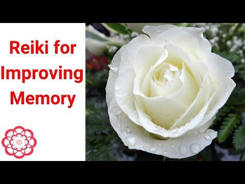Reiki for Improving Memory