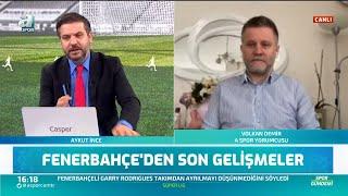 """Volkan Demir: """"Fenerbahçe Erol Bulut İle Sözleşme İmzalayacak"""""""