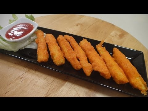 Crispy Corn Fritters | Sanjeev Kapoor Khazana