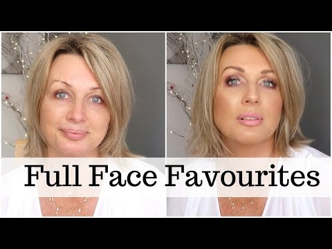 Full Face Current Favorites - Chatty GRWM