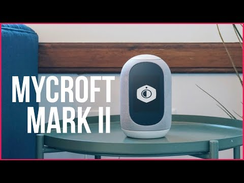 Mycroft Mark II: The Open Source Answer to Amazon Echo and Google Home