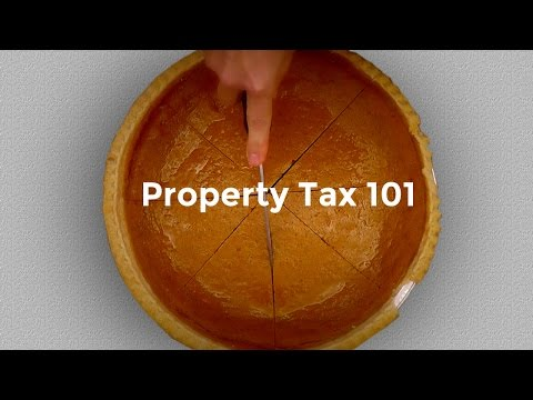 Pie, With a Side of Property Taxes