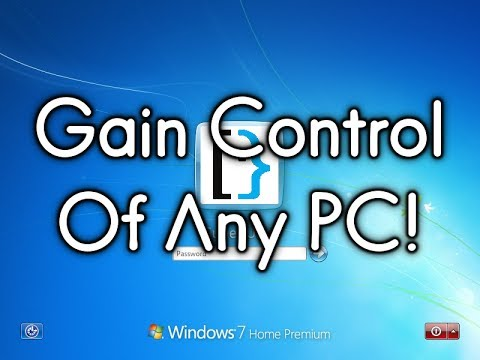 How To Gain Full Control Of Any Computer!