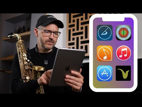 Top 5 Apps For Saxophone Players
