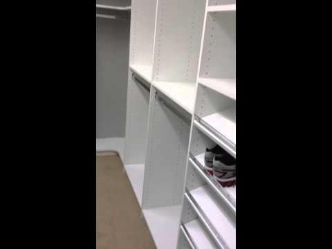 Ladies Custom Closet - Westborough, Ma 01581