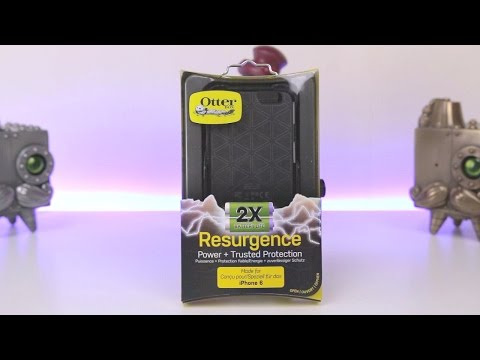 iPhone 6 Otterbox Resurgence Battery Case Review