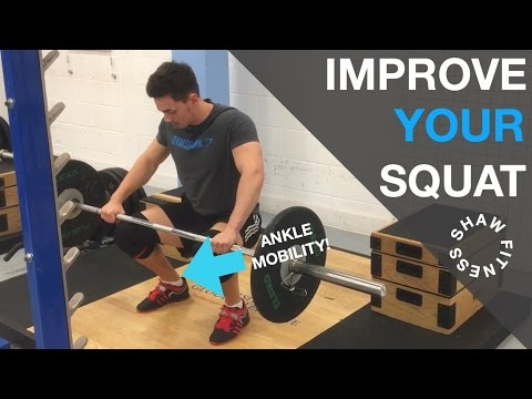 Fix Your Squat - Ankle Mobility Exercise