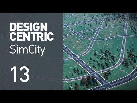 EP 13 - Plopping Utilities & Services (Design Centric SimCity)