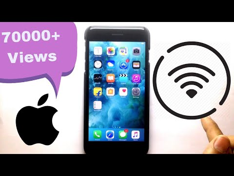 How to fix wifi hotspot solution in iphone 7 plus and 8 plus