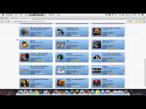 How To Get Free Mac Apps