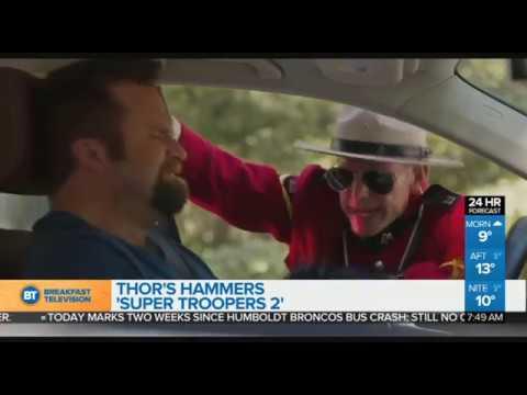 Thor's Hammers: I Feel Pretty & Super Troopers 2