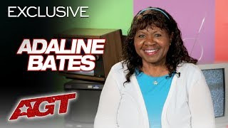 Adaline Bates Tells You The Inspiration Behind Her Duet - America's Got Talent 2019