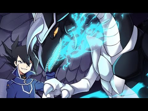 Yugioh Story : The Rise and Fall of Light and Darkness Dragon